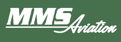 mms logo white color