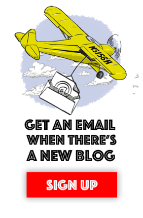 Sign up for Snader flyby newsletters